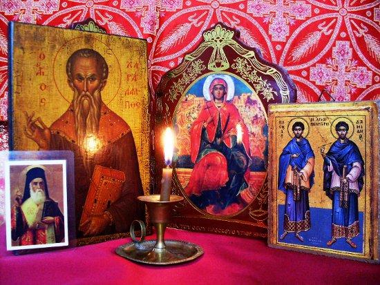 Վիրահատում են… սրբերը