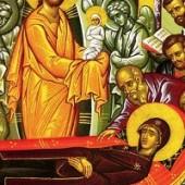 Աստվածամոր Ննջման ավանդությունը