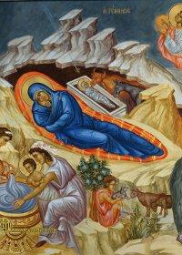 Քրիստոս ծնվում է
