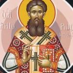 Մեծ Պահքի եկրորդ կիրակին նվիված է սբ. Գրիգոր Պալամասին