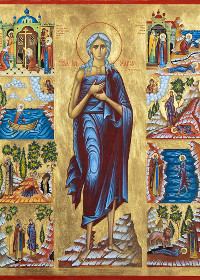 Մեծ Պահքի հինգերորդ կիրակին նվիրված է սբ. Մարիամ Եգիպտացուն